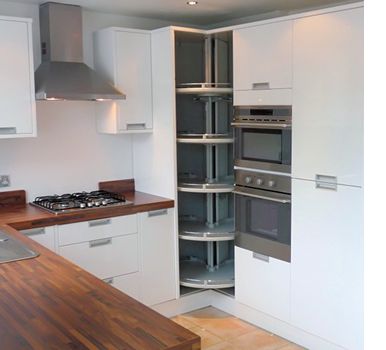 Fitted kitchen for Small fitted kitchens